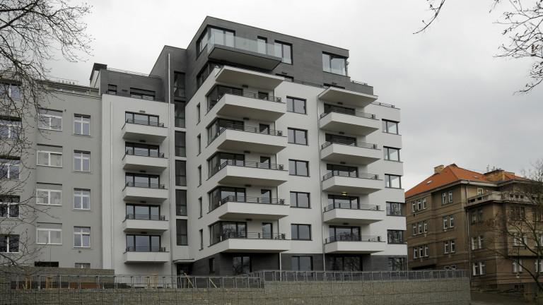 Bytový dům Nad Závěrkou Praha